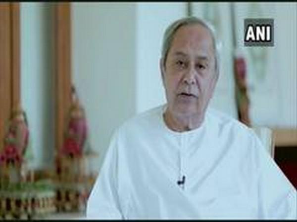 Odisha Chief Minister Naveen Patnaik (Photo/ANI)