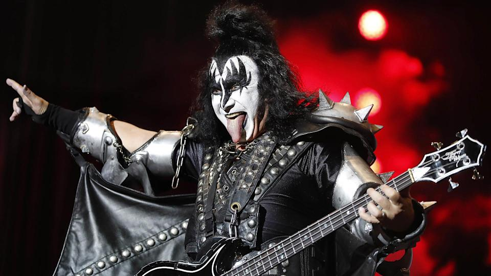 Gene Simmons Rock Fest,