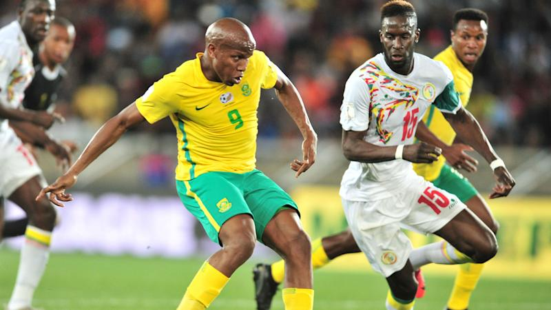 Sundowns target Lebogang Manyama to decide future upon return to South Africa - agent