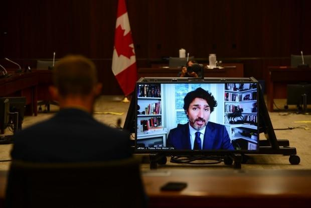 Trudeau says he 'pushed back' on WE contract due to family ties — but didn't recuse himself