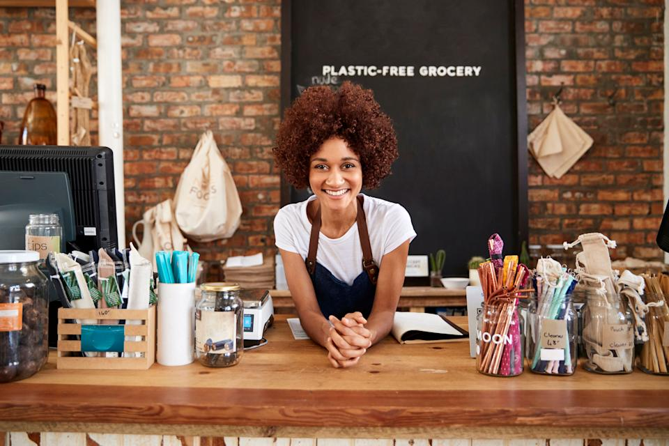 Are you still supporting Black-owned businesses this holiday season? Here are some gift ideas from Black-owned brands. (Photo: monkeybusinessimages via Getty Images)