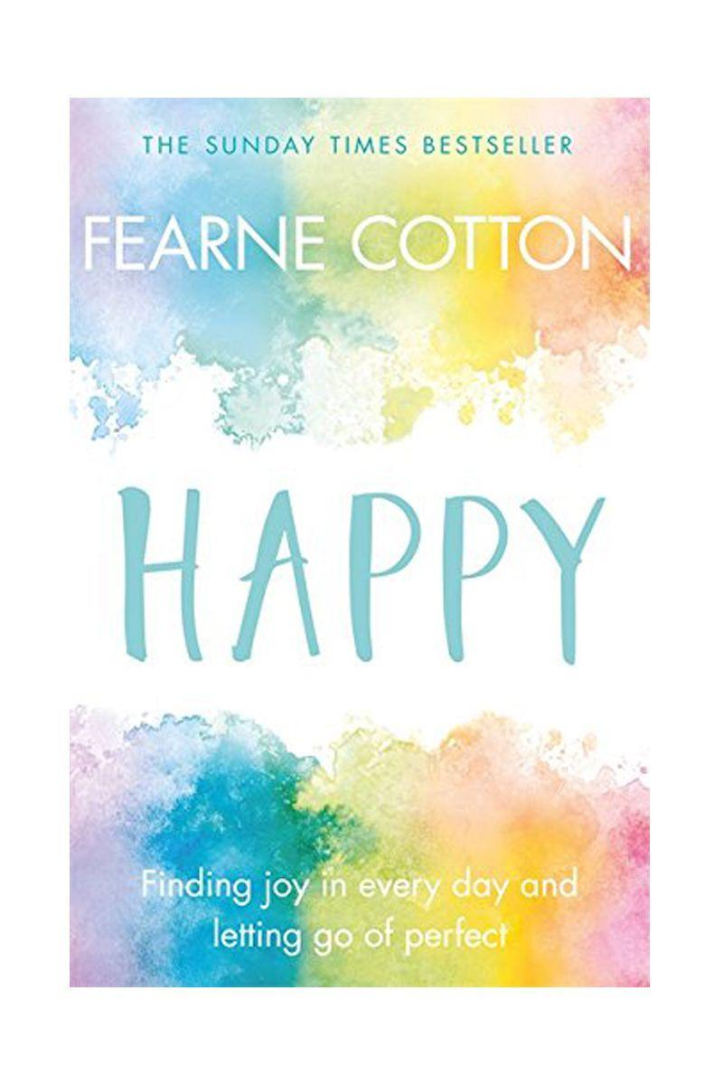 """<p>by Fearne Cotton </p><p>TV presenter-turned-author Cotton helps you figure out what exactly is going on in your head (and why) and teaches you to rid yourself of shame when you're not feeling 100%. </p><p>£3</p><p><a class=""""link rapid-noclick-resp"""" href=""""https://www.amazon.co.uk/Happy-Finding-every-letting-perfect/dp/1409175073/ref=sr_1_5?keywords=self+help+books&qid=1577193707&refinements=p_72%3A419153031&rnid=419152031&sr=8-5&tag=hearstuk-yahoo-21&ascsubtag=%5Bartid%7C1921.g.30324280%5Bsrc%7Cyahoo-uk"""" rel=""""nofollow noopener"""" target=""""_blank"""" data-ylk=""""slk:SHOP NOW"""">SHOP NOW</a></p>"""