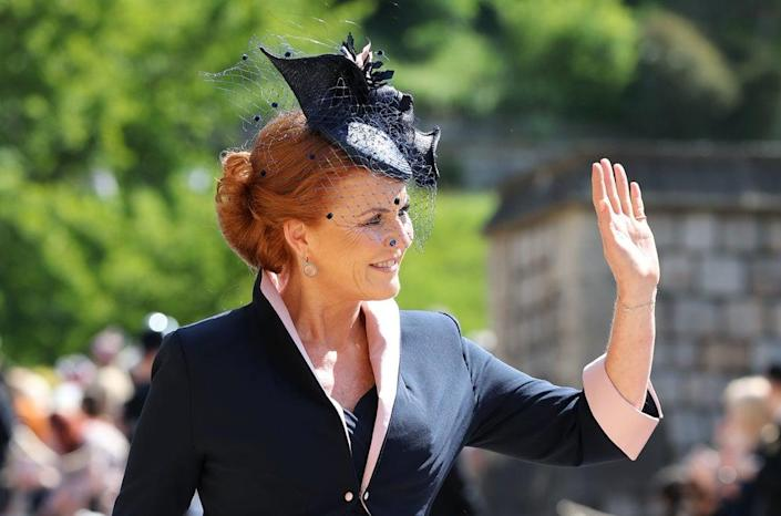 The Duchess of York is an author (AFP via Getty Images)