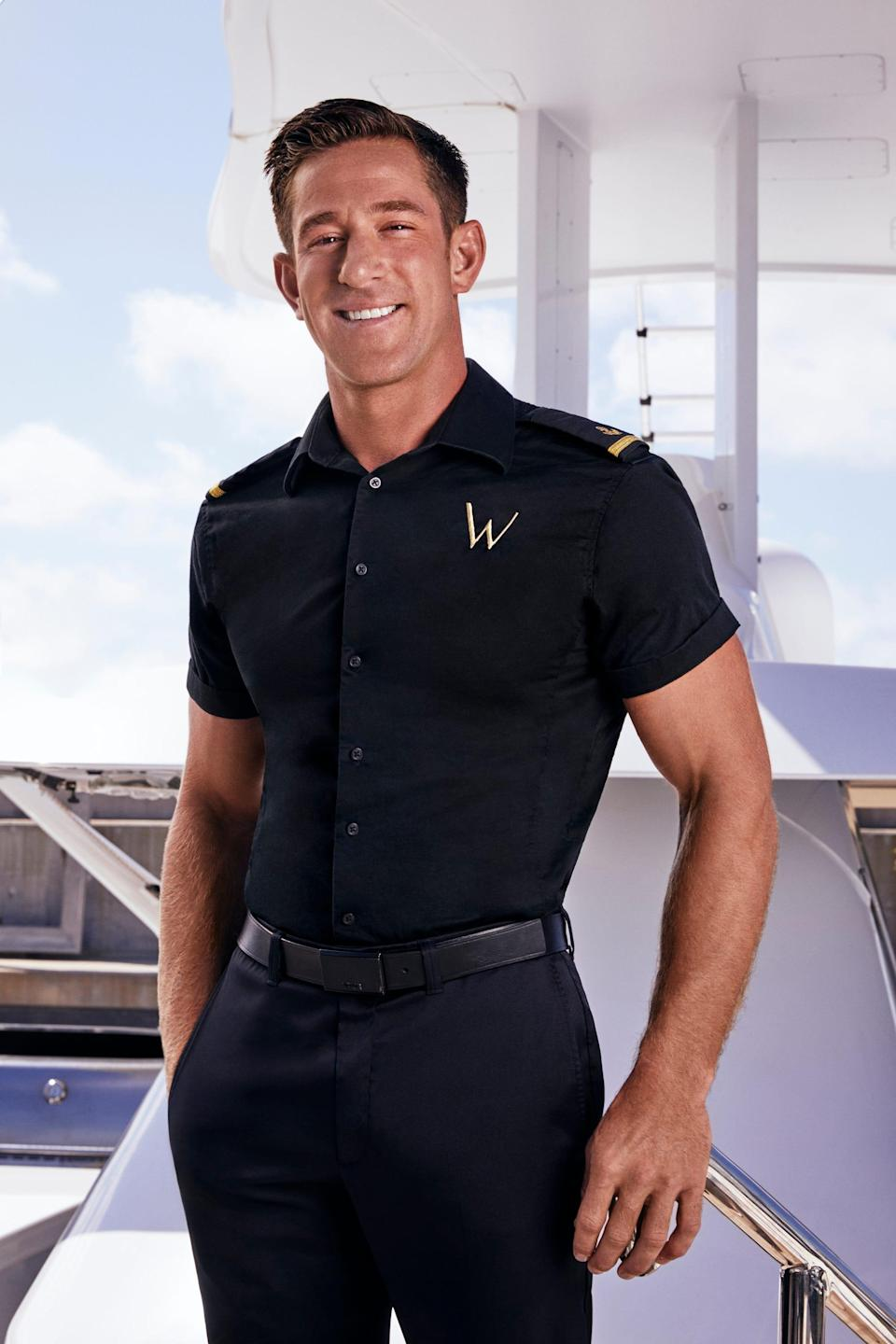 Peter Hunziker was fired from 'Below Deck Mediterranean' for posting a racist and misogynistic meme.