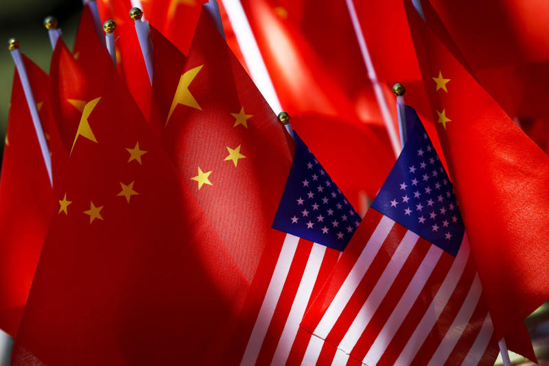 China says talks with US on trade battle have resumed