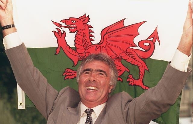 Former Wales manager Bobby Gould