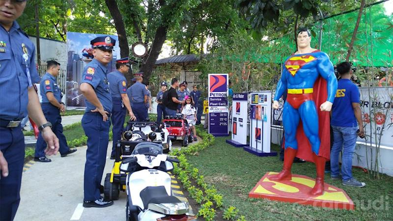 PNP-Petron Children's Road Safety Park