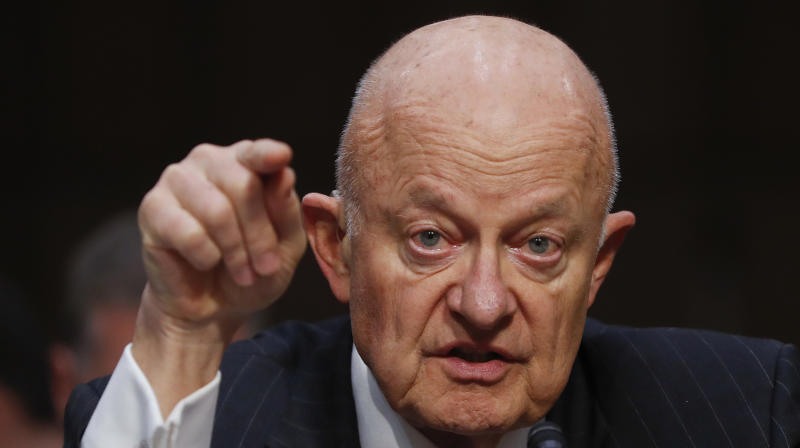 James Clapper Rips 'Truly Cringeworthy' Whitaker Testimony: It Was 'Amateur Hour'
