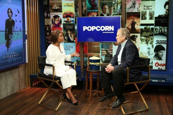 PHOTO: Alfre Woodard appears on 'Popcorn with Peter Travers' at ABC News studios, Dec. 10, 2019, in New York. (Angela Williams/ABC News)