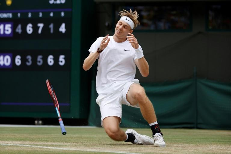 Canada's Wimbledon semi-finalist Denis Shapovalov regards tennis as a show which reflects his character as he has also developed an interest in rap music releasing Night Train last year