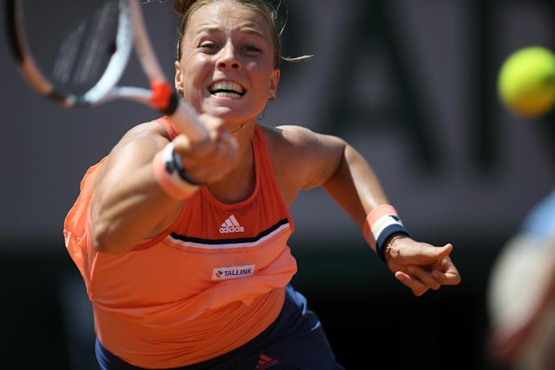 Kontaveit upsets Kvitova, Tennis News & Top Stories