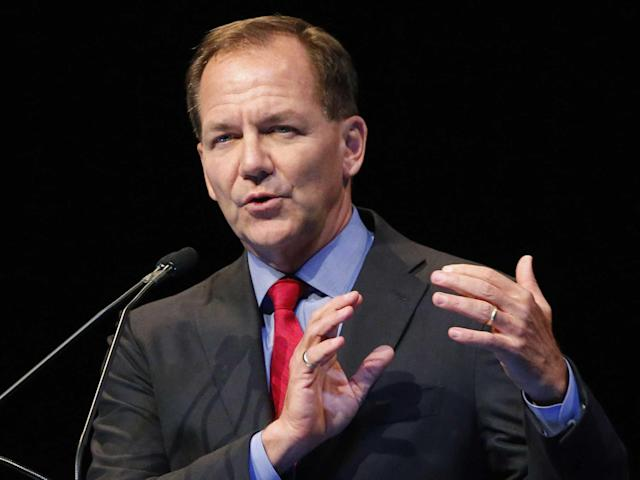 <p>No. 12: University of Virginia<br>Known UHNW alumni: 300<br>Combined wealth: $64 billion<br>Former grad and founder and CIO of Tudor Investment Corporation Paul Tudor Jones is seen here.<br>(Business Insider) </p>
