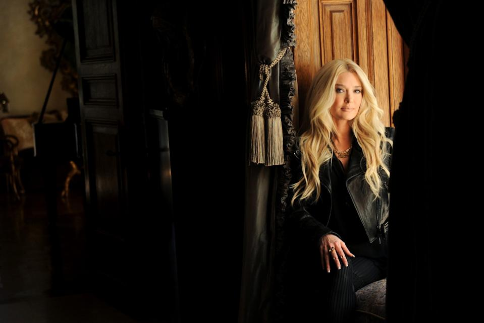 """Erika Girardi's introduction on the sixth season of """"Real Housewives of Beverly Hills."""""""