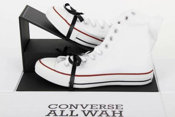 Converse Releases Chet Atkins All Wah, A Shoe And Guitar