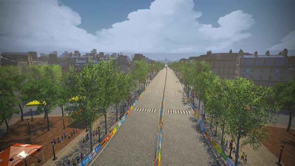Zwift Tour de France: Stage 6