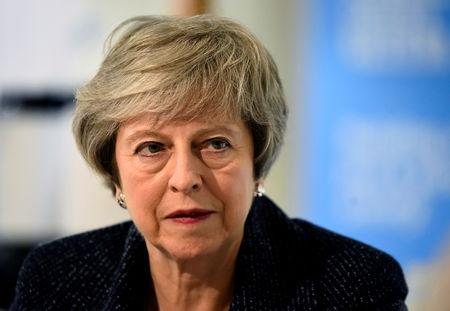 European Union  chief, British PM May to hold Brexit talks in Egypt