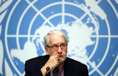 U.N. investigators link U.S., Syrian and Russian forces to war crimes