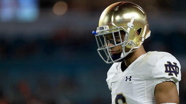 <p>Notre Dame bound to lose two-loss chaos with no conference to lean on</p>