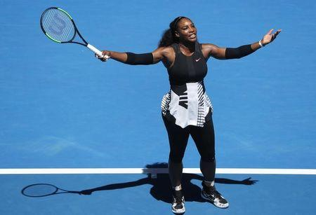 Serena Williams's Fiancé Believes Paternity Leave Is 'So Important'
