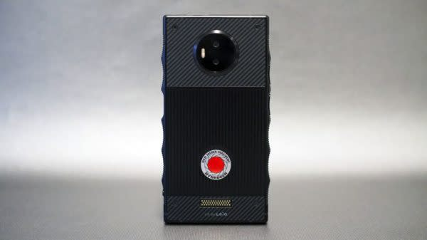 Cool Smartphones Worth More Than Their Value - RED Hydrogen One