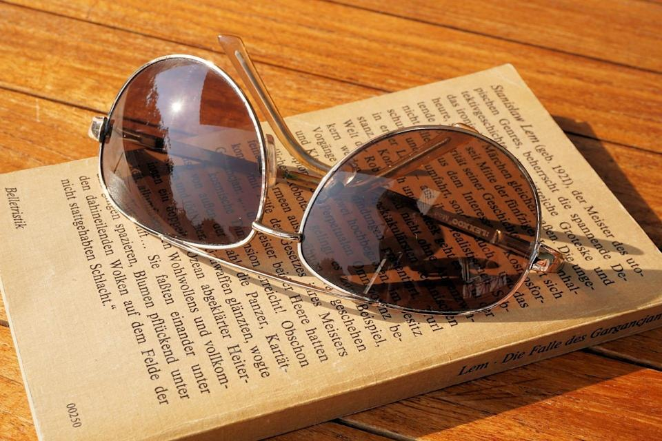 Wear prescription sunglasses if you are very cautious about the health of your eyes