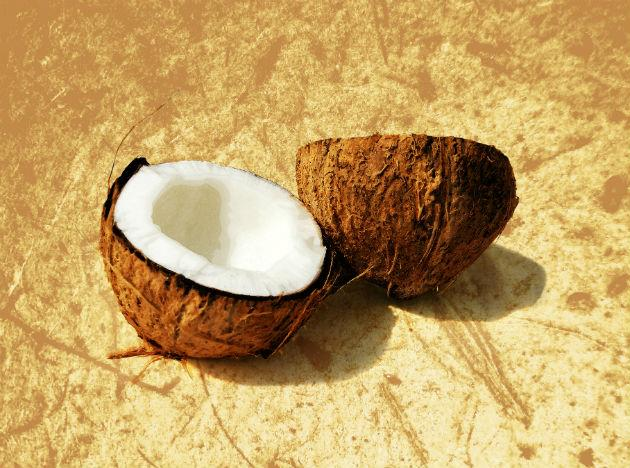 <b>Coconuts </b>contain medium-chain triglycerides. These are special fats that generate better moods and are good for general health of the human brain.