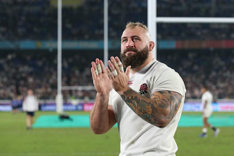 Rugby-Spieler Joe Marler. (Bild: Craig Mercer/MB Media/Getty Images )