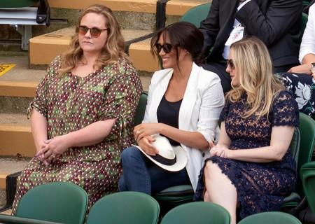 Markle expected among A-list attendees at U.S. Open final: reports