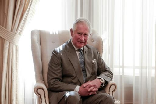 Britain's Prince Charles met with Greece's President and Prime Minister in Athens