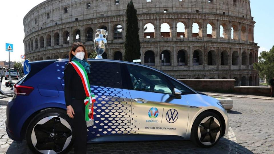 Volkswagen: official mobility partner di Euro 2020 | Paolo Bruno/Getty Images