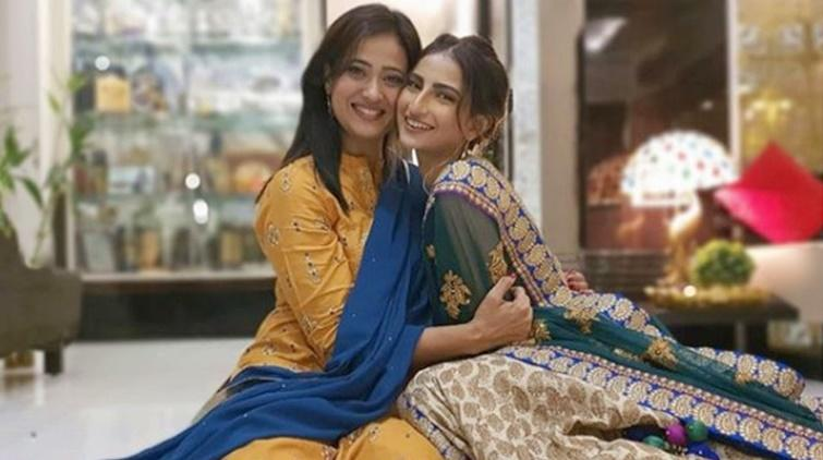 Shweta Tiwari and daughter palak