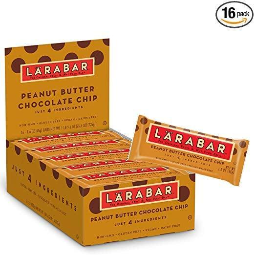 <p>This <span>Larabar Gluten Free Bar</span> ($16 for 16) is basically dessert; it tastes so yummy and will keep you satiated.</p>