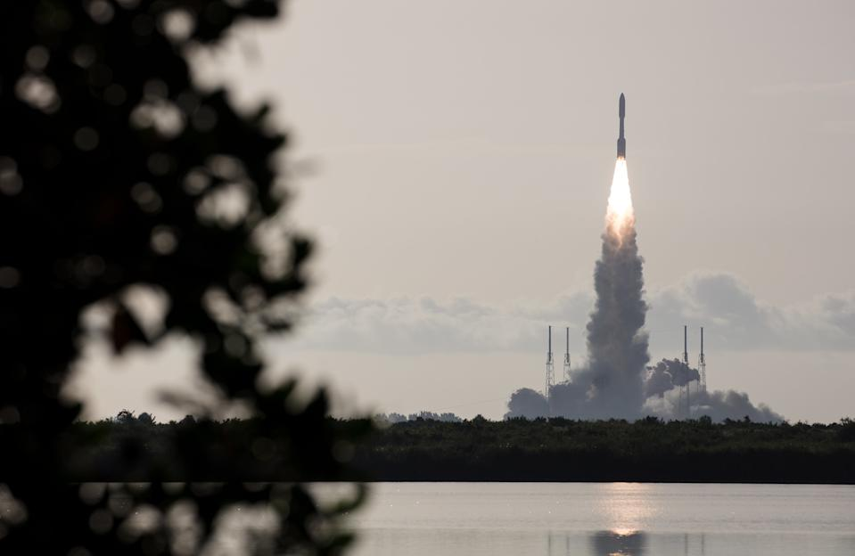 Today, NASA's Mars 2020 Perseverance rover successfully launched from Florida aboard a United Launch Alliance Atlas V rocket. The mission has been smoothly continuing as it begins a seven-month journey to Mars' Jezero Crater, where it is set to land Feb. 18, 2021.