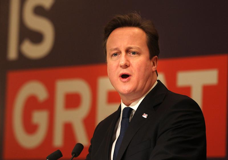 British PM calls on India to ease business rules