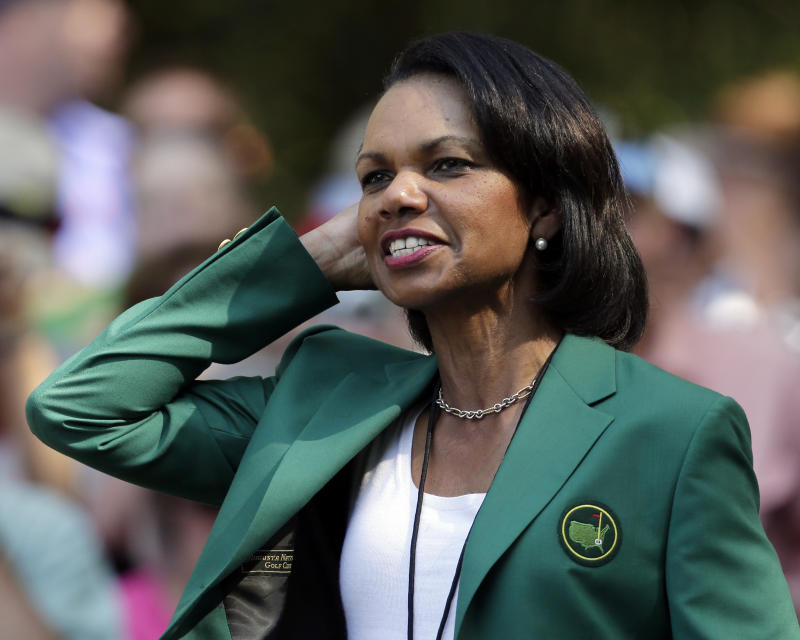 Column: Augusta has women, but hardly a leader
