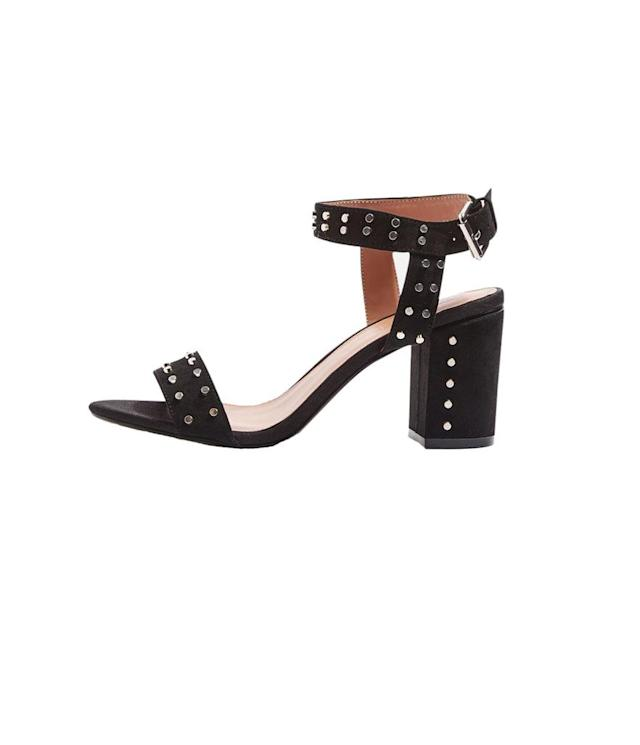 "<p>Morocco Studded Heeled Sandals, $52,<a href=""http://us.topshop.com/en/tsus/product/morocco-studded-sandals-6645678?bi=60&ps=20"" rel=""nofollow noopener"" target=""_blank"" data-ylk=""slk:topshop.com"" class=""link rapid-noclick-resp""> topshop.com</a> </p>"