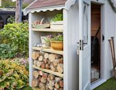 """<p>""""Garden space is at a premium for most homeowners,"""" explains Richard Frost, managing director at The Posh Shed Company, who had a 300 per cent increase in sales of its Chelsea shed<span> in 2017. """"</span>The Chelsea is unique for a shed as it features built-in shelving on the outside so that capacity is maximised without internal space being compromised. </p><p>""""We've noticed average garden sizes getting smaller, but the need for storage has not changed, so gardeners need to be making the most of the space that they've got.""""</p>"""