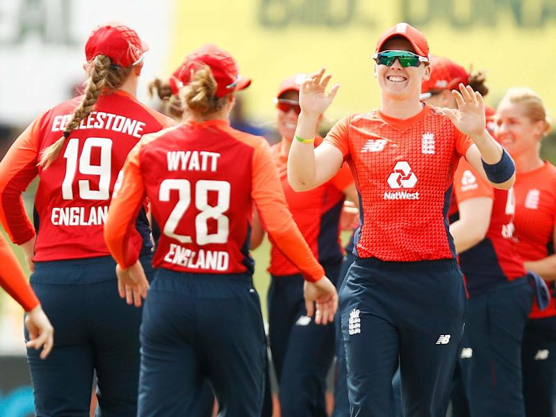 England begin their tournament against South Africa on Sunday: Getty Images