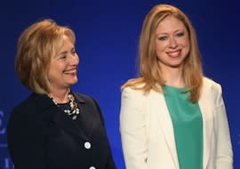 Hillary Clinton & Chelsea To Speak At Closed PGA Event Tomorrow