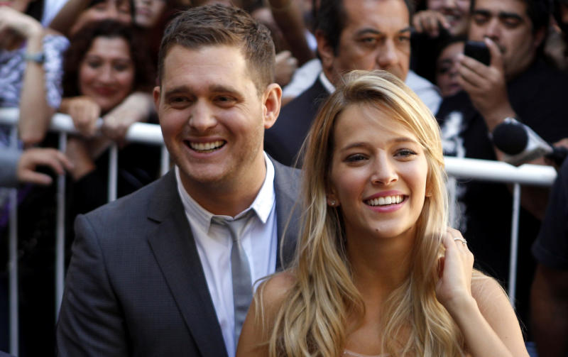Michael Buble's Rep Says Online Concern Is a