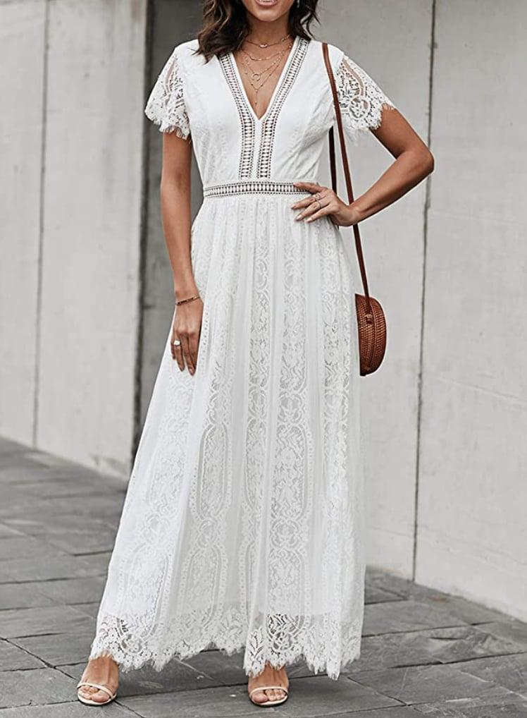 <p>Have a cocktail party coming up This <span>Bdcoco Maxi Dress</span> ($10-$46) will definitely get you noticed.</p>