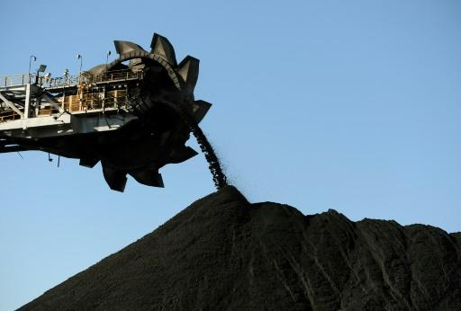 Australia produces a third of global coal exports