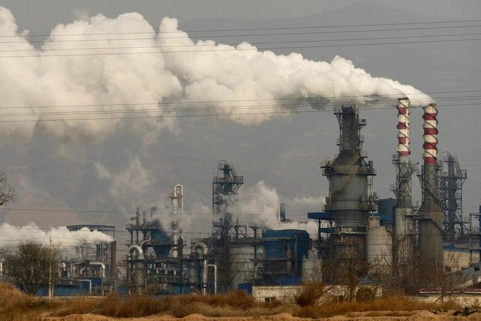 At least 44 per cent of China's industrial activity has been affected by the power crisis, says Goldman  (AP)