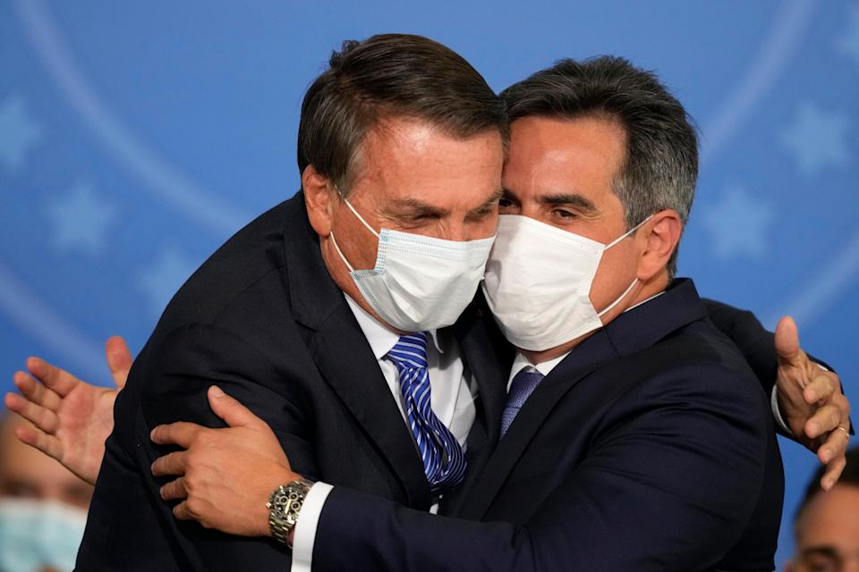 Brazil Bolsonaro Chief of Staff (Copyright 2021 The Associated Press. All rights reserved)