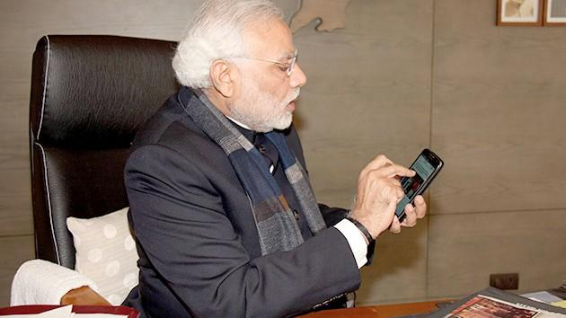 Here's Why Phones Aren't Allowed In PM Modi's Meetings