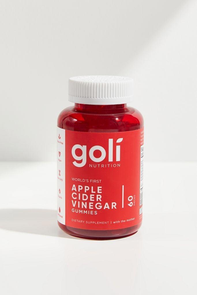 <p>If you hate the taste of apple cider vinegar, these <span>Goli Nutrition Apple Cider Vinegar Gummies</span> ($19) will blow you away. </p>