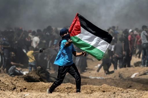 Mass protests and clashes have rocked Gaza's border with Israel since late MarchMore
