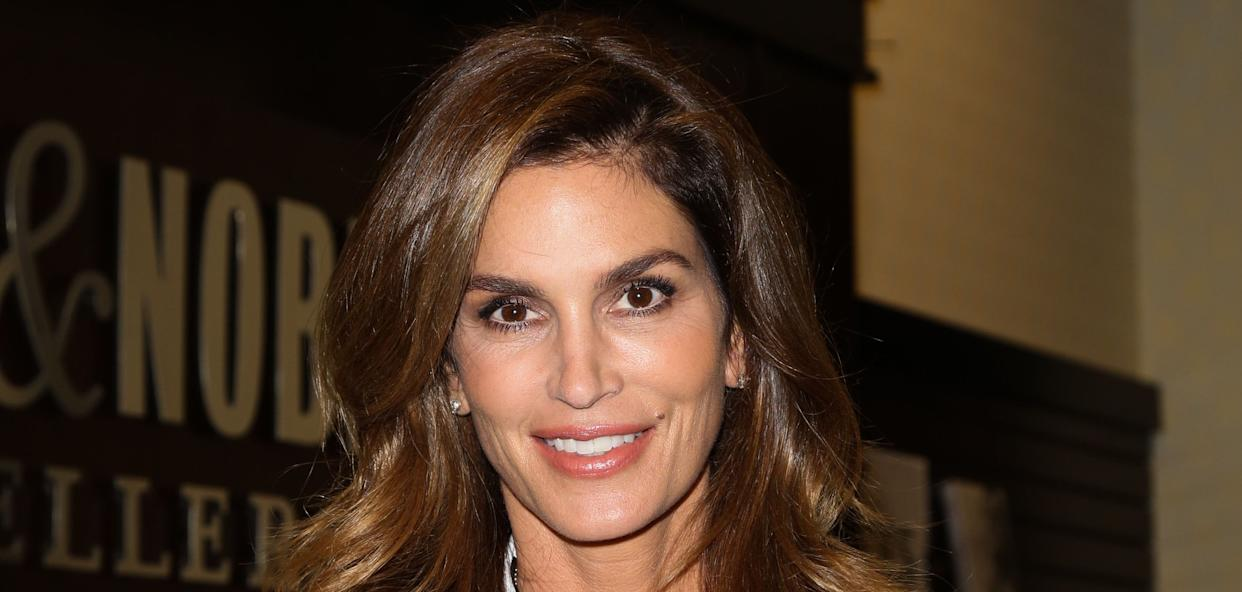 Cindy Crawford On Why You'll Never See Her Trying To Look ...