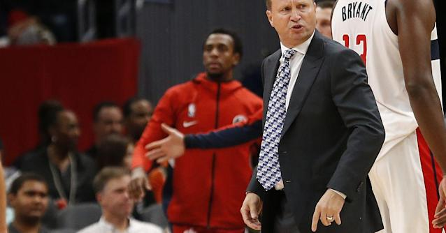 Scott Brooks can't lose sight of Wizards primary goal this season: player development