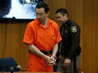 Larry Nassar sex abuse scandal: US Senate to question ex-officials of USA Gymnastics and Michigan State University